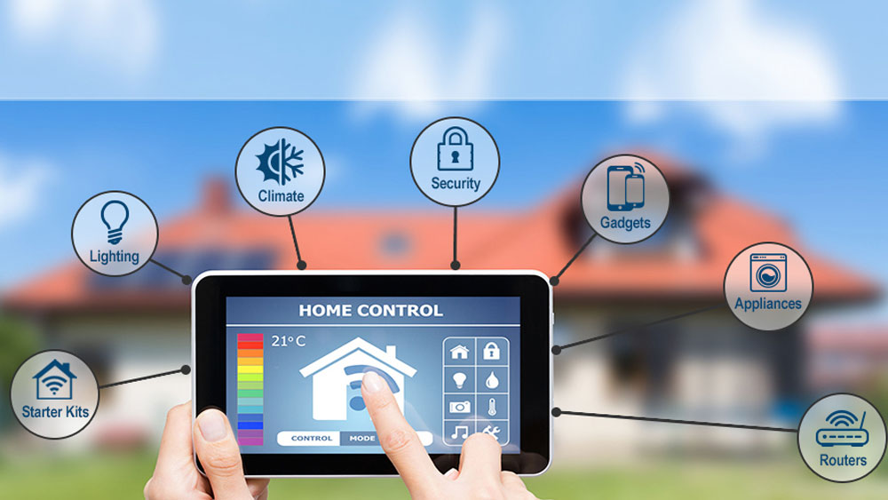 Home & Gate Automation